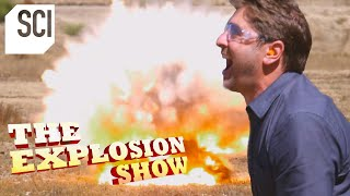 Blowing Things Up With FBI Experts | The Explosion Show
