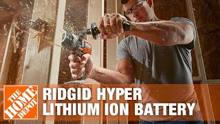 RIDGID Hyper Lithium Ion Battery