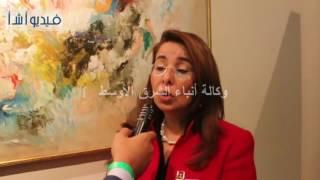 بالفيديو ..غادة والي نحن متواجدون اليوم للاستماع الي افكار الشباب والرد علي تساؤلاتهم