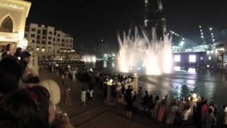 Поющие танцующие фонтаны Дубаи(Поющий или музыкальный фонтан Дубай -- еще одно мировое чудо инженерных технологий.Во время представления..., 2015-09-30T13:26:18.000Z)