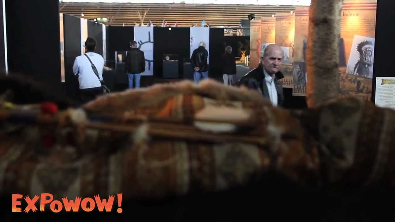 foire de lyon expowow 2012 eurexpo lyon youtube. Black Bedroom Furniture Sets. Home Design Ideas