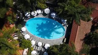 Summer at Hotel Bel-Air