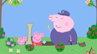 Peppa Pig Full Episodes - Grandpa Pig's Pond - Cartoons for Children