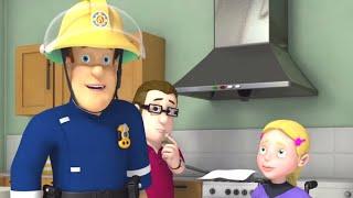 Tipps für die Sicherheit zu Hause! 🔥 Feuerwehrmann Sam | Sicher mit Sam: Zuhause | für Kinder