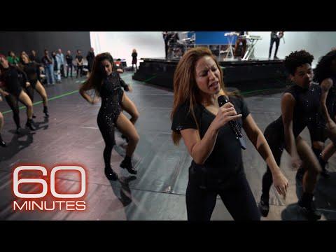 Inside Shakira's demanding concert rehearsal