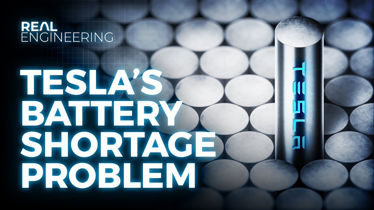Tesla's Battery Supply Problem