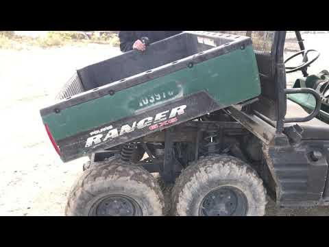 2007 Polaris Ranger 6x6 EFI UTV