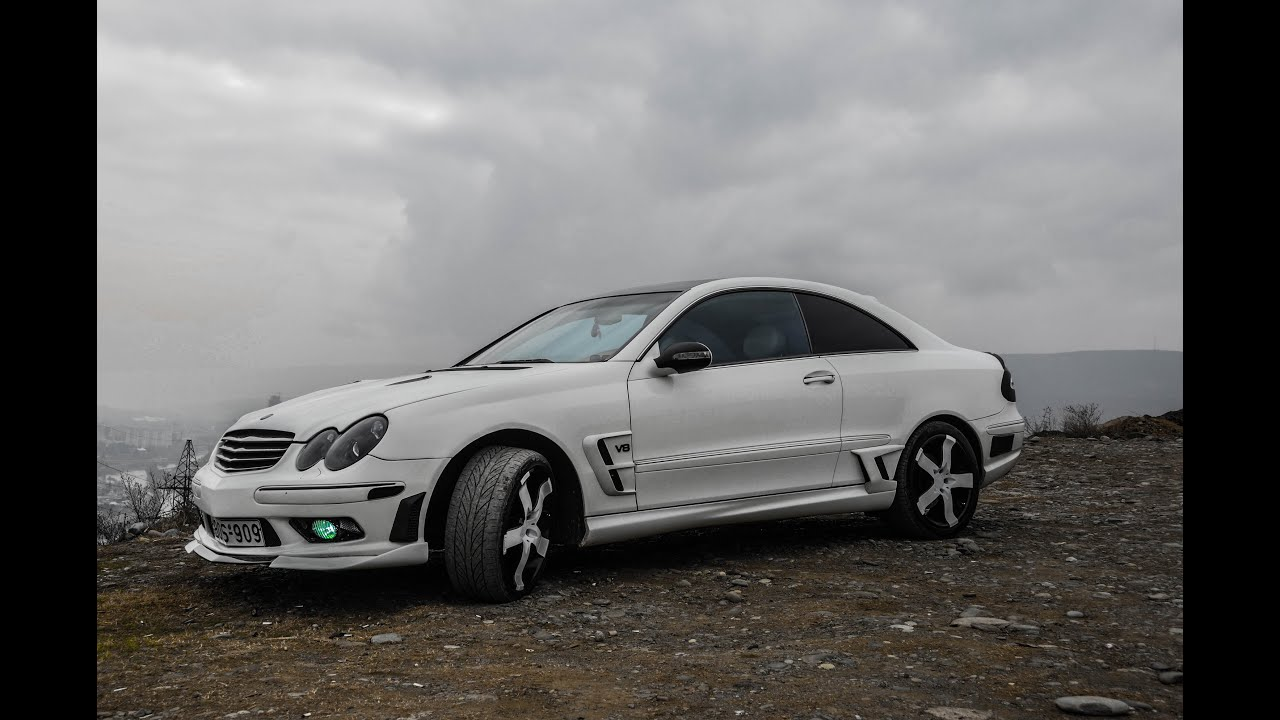 Mercedes benz clk 500 promo youtube for Mercedes benz clk 500