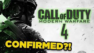 Modern Warfare 2 & 3 Remasters LEAKED: In Development Alongside Modern Warfare 4