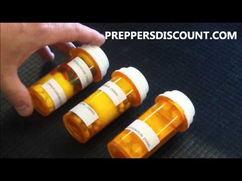 Top 5 SHTF Antibiotics Must Have for Preppers and Survivalists