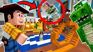 Minecraft Toy Story - Hide And Seek In Andy's Room! [10]