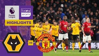 Wolves 2 - 1 Manchester United