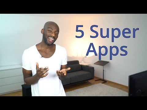 5 Gute Apps für Android und iPhone 2015 - Was Geht App #8