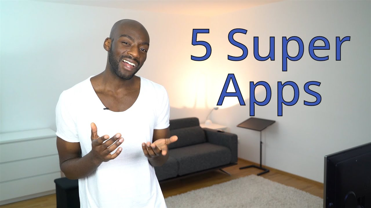 5 gute apps f r android und iphone 2015 was geht app 8 youtube. Black Bedroom Furniture Sets. Home Design Ideas