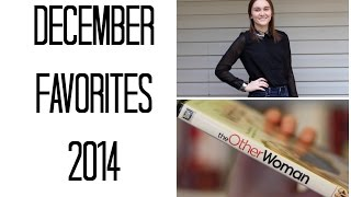 December Favorites 2014 Thumbnail