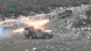 Обстрел террористами САА в Латакии Новости Сирии, России, США, Украины, Франции