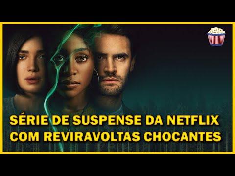 Série de Suspense da Netflix com Reviravoltas CHOCANTES - Crítica - Por Trás de Seus Olhos