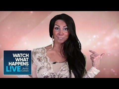Amy Phillips As Danielle Staub From The Real Housewives Of New Jersey  RHONJ  WWHL