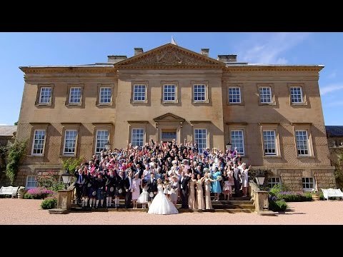 Dumfries House wedding video - Jennifer & Graeme - Ayrshire Videographer