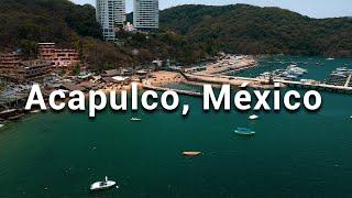 Visitando Puerto Marqués, Acapulco / ¿Qué hacer en Acapulco? - Un día viajando