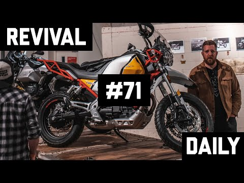 Handbuilt Show 2019 Opening Night Day 1 // Revival Daily #71