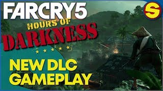 🔴   FAR CRY 5: NEW VIETNAM DLC HOURS OF DARKNESS LIVE GAMEPLAY 🔴