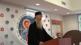 Православље: Стара решења за модерне изазове - Washinton -  [Јун - 2018] СПЦ - Св. Лука