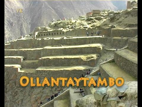 Peru, heilige Tal der Inkas mit Ollantaytambo, Moray und Maras (2/5).
