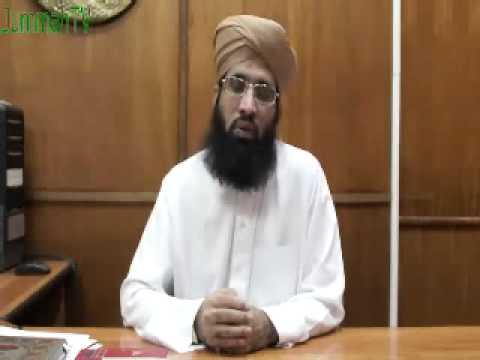 Eid Message (2012) of Mufti Muhammad Ishaaq Qadri