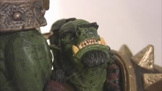 IT FIGURES | THRALL | World of Warcraft | Action Figure Review