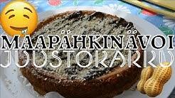 MASTERPET #4 | maapähkinävoijuustokakku