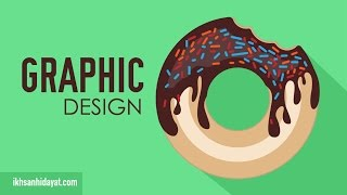 How to Create Donuts Vector - Illustrator Tutorials