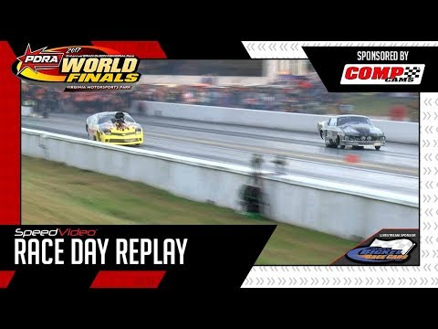 Jose Gonzalez Lays Down Wicked Passes At The 2017 PDRA World Finals