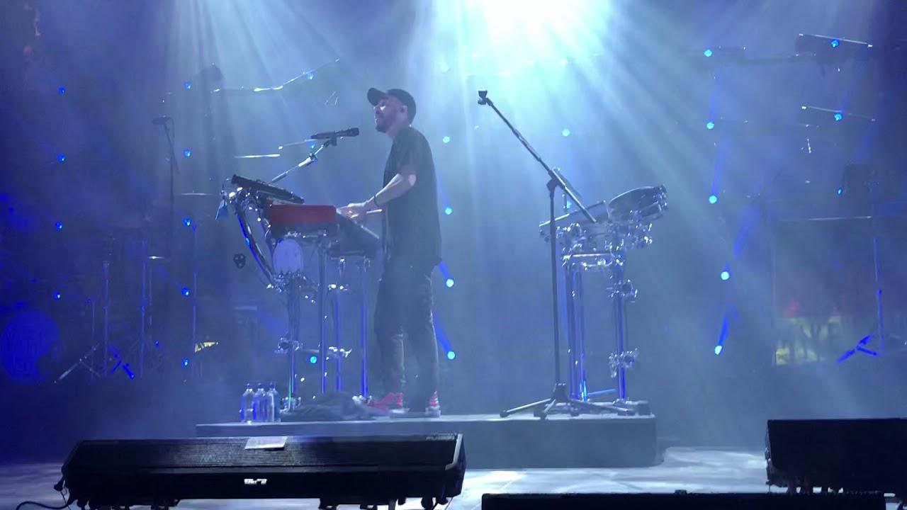 Mike Shinoda In The End Heavy Burn It Down Numb 29 08 2018 Palladium Köln Youtube