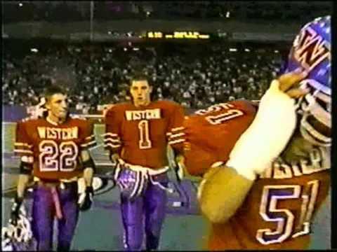WLW 1996 Football Season Highlight Video 4