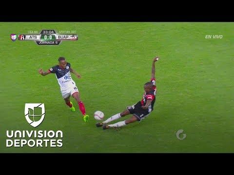 ¡Barreiro se convierte en el primer jugador expulsado injustamente dos veces en Liga MX!