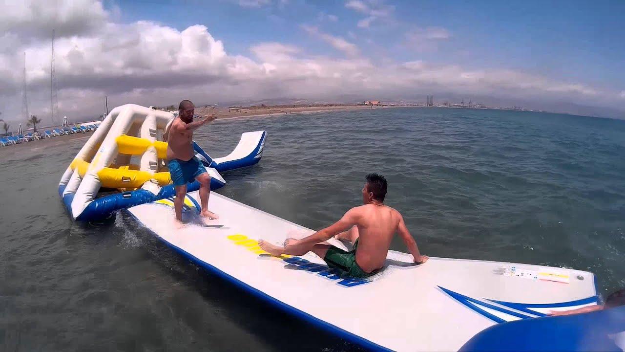 Pantelis @ Lady's Mile Beach ( Sj4000 ) & slowmotion