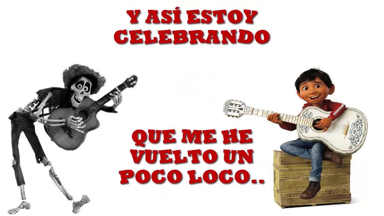 """Coco """"Un poco loco"""" Audio 3D (escuchar con audifonos)"""