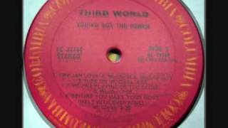 Classic Reggae Third World - Try Jah Love (1982)