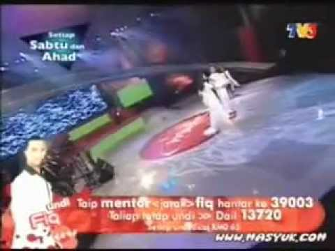 Fiq & Deja Moss - Fantasia Bulan Madu.flv