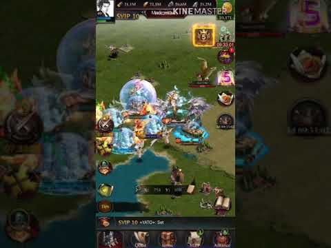 CLASH OF KINGS : Sea Event + Infantry Defense K403