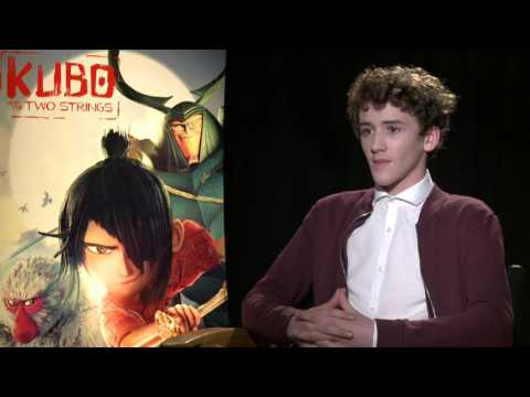 Kubo and the Two Strings: Art Parkinson  Movie