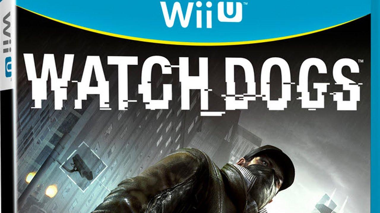 Wii U Watch Dogs Dlc