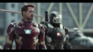 Reel Features Top 10 Movies for 2016: #7 Captain America Civil War