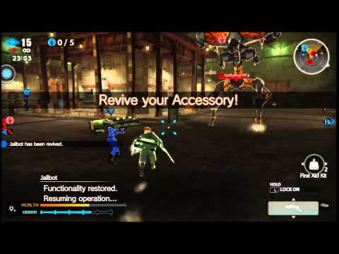 Freedom Wars - Mission GO310: Citizen Reclamation