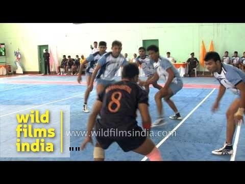 Delhi vs Maharashtra Kabaddi final match