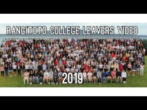 Rangitoto College Leavers Video 2019