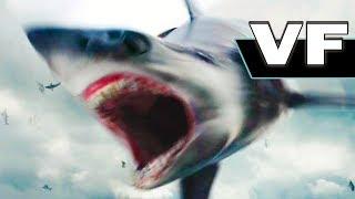 SHАRKNADO 5 Bande Annonce (Film de Requins - 2017)