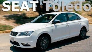 SEAT Toledo - buen desempeño y amplio espacio interior | Autocosmos