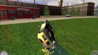 Taxi Racer London 2 - Fun Racer